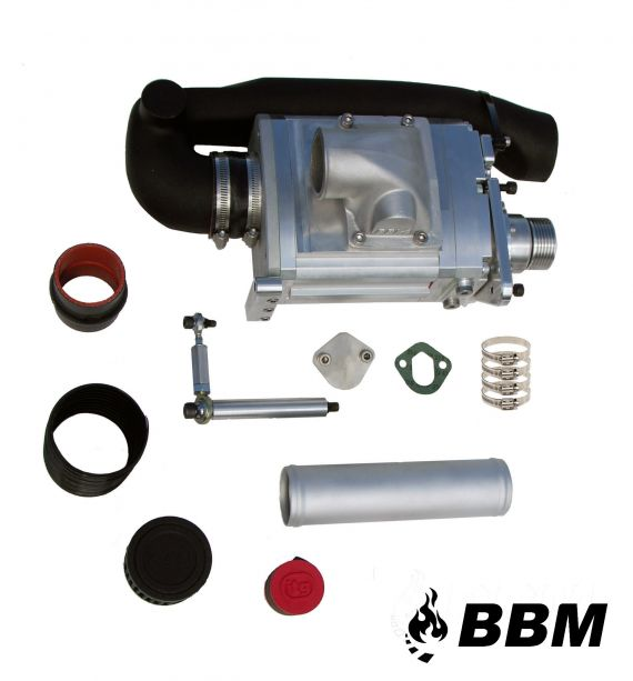 BBM G60 TWIN SCREW SUPERCHARGER KIT